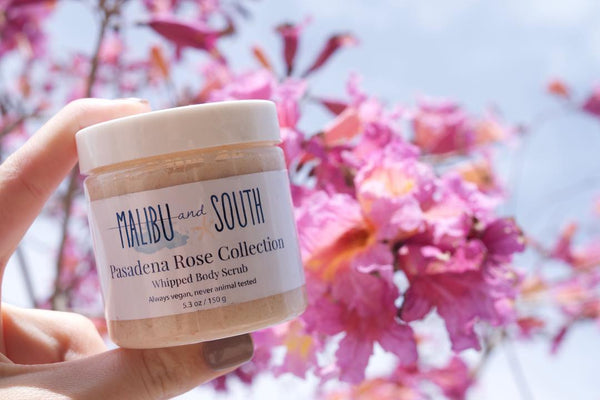 Pasadena Rose Whipped Scrub