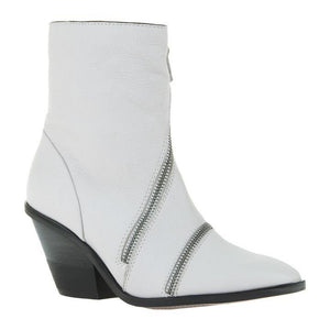 IDAS in DOVE GREY Ankle Boots