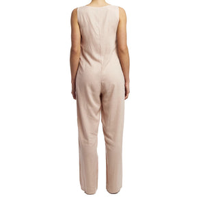 !!! Ballet Pink Roomy Jumpsuit