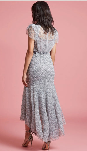 Chantilly Lace Mermaid Dress