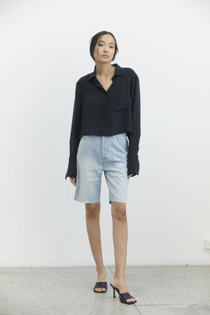 Shadow Play Oversized Shirt