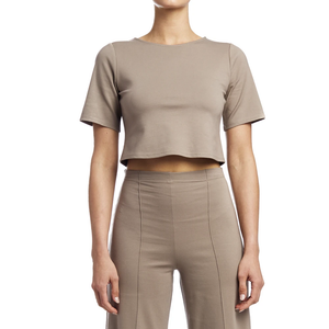 The Clare Crop Top