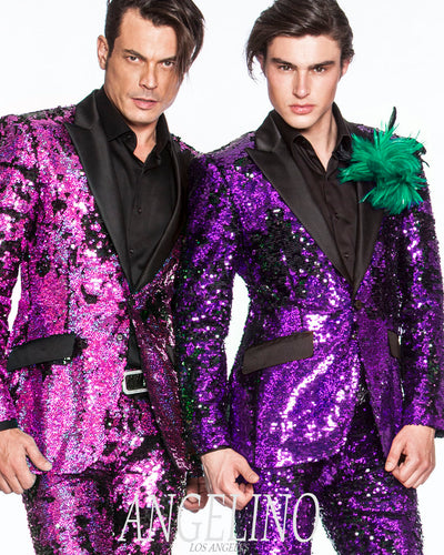 Sequin Suits, Sequin Blazers