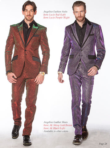 Fashion suits for men