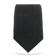 Fashion Necktie-Black#2 - Prom - Boys - 2020 - ANGELINO
