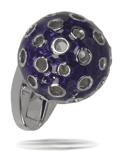 Men's Fashion Angelino Cufflink #15 Purple - ANGELINO
