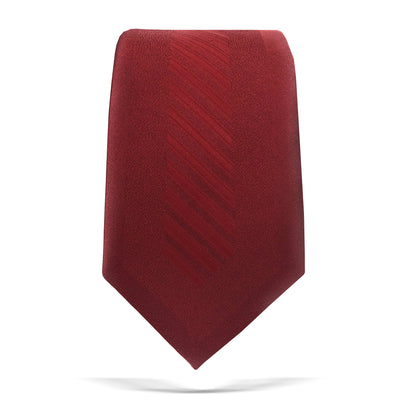 Men's Fashion Necktie-Red#4 - Mens - Prom - Fashion