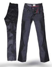 Fashion Denim/Jeans, Diego Charcoal, Black - Jeans - ANGELINO