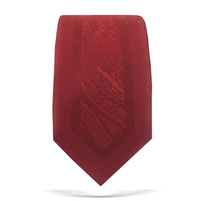 Men's Fashion Necktie-Red#5 - Fashion - Accessories - Men - ANGELINO
