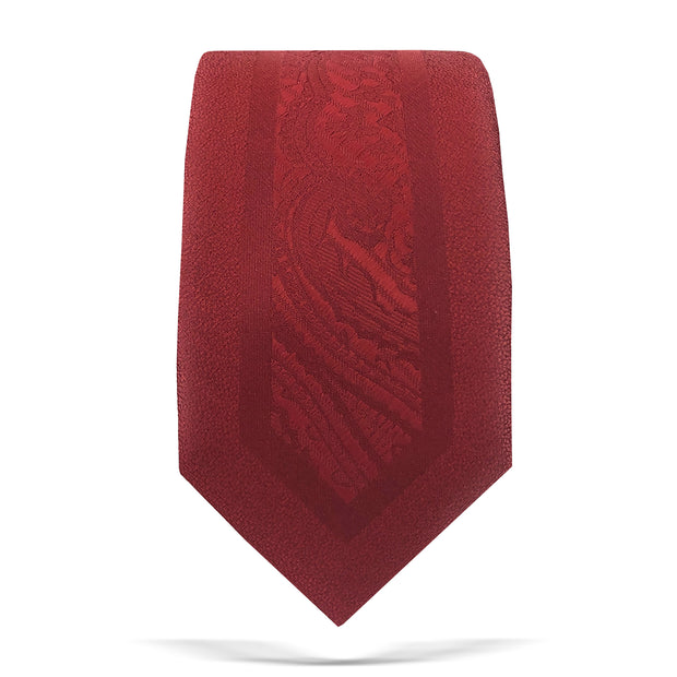 Men's Fashion Necktie-Red#5 - Fashion - Accessories - Men