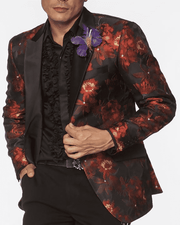 Fashion Blazer and Sport Coat Austin Red | ANGELINO