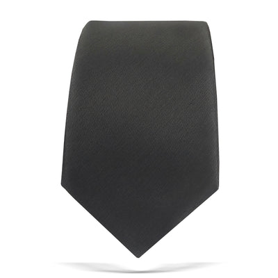 Men's Fashion Necktie-Black#7 - Prom - Fashion - 2020