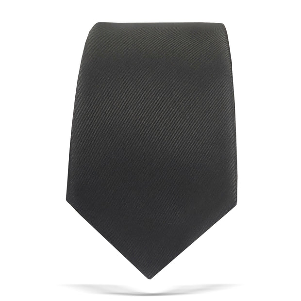Men's Fashion Necktie-Black#7 - Prom - Fashion - 2020 - ANGELINO