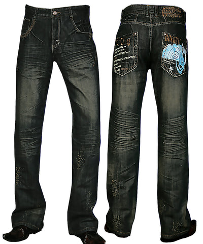 Men's Fashion Denim, Jeans - ANGELINO