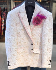 mens fashion blazer - ANGELINO