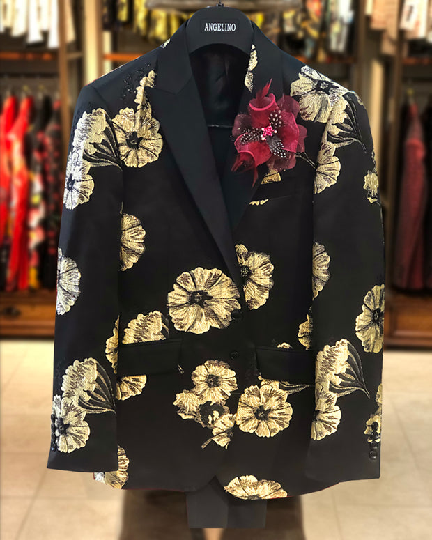 Prom Suit -  Morning Glory - Prom suit 2020 - ANGELINO