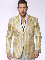 Big and Tall Blazer for men, Mens sport coat - ANGELINO