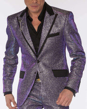 Prom Suits Lucio Silver - Tuxedo - Prom - Suits - ANGELINO