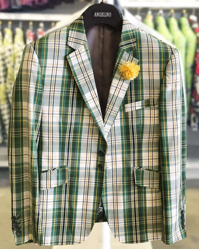 Men's Fashion Blazer Maurice Geen2 - Sport Coat - Blazers - Fashion - ANGELINO