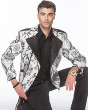 Men's Fashion Jacket - ANGELINO