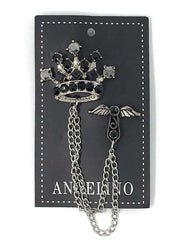 Angelino Lepel Pin Crown - ANGELINO