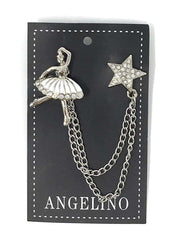 Lapel Pin, Star - ANGELINO