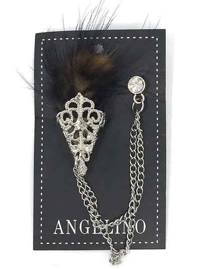 Angelino Lepel Pin Feather - ANGELINO