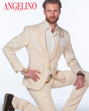 Fashion Suit men - ANGELINO