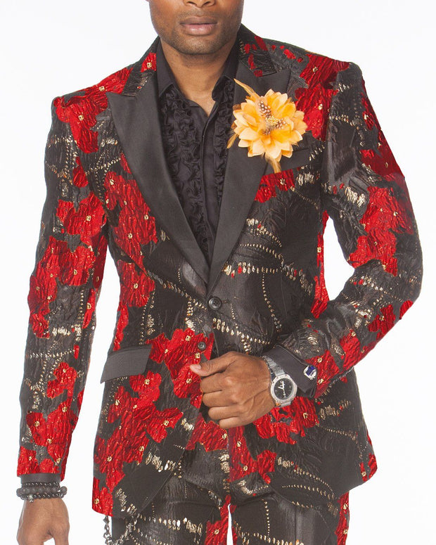 Prom Suits - Venus Red - Prom - Suits - 2020 - ANGELINO