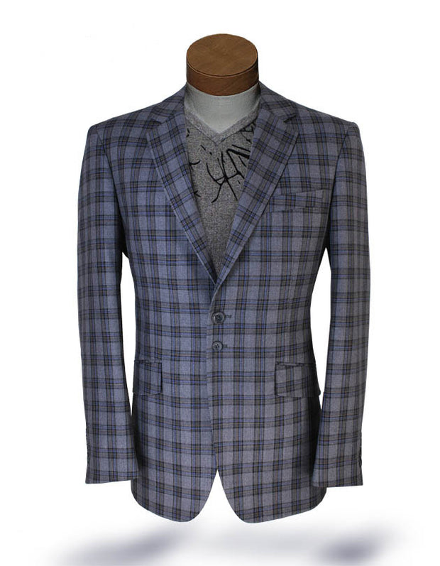 Men's Sport Coat - Scott L. Gray - ANGELINO