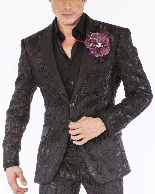 Black Suit, Tango Black - Fashion - Suits - Men