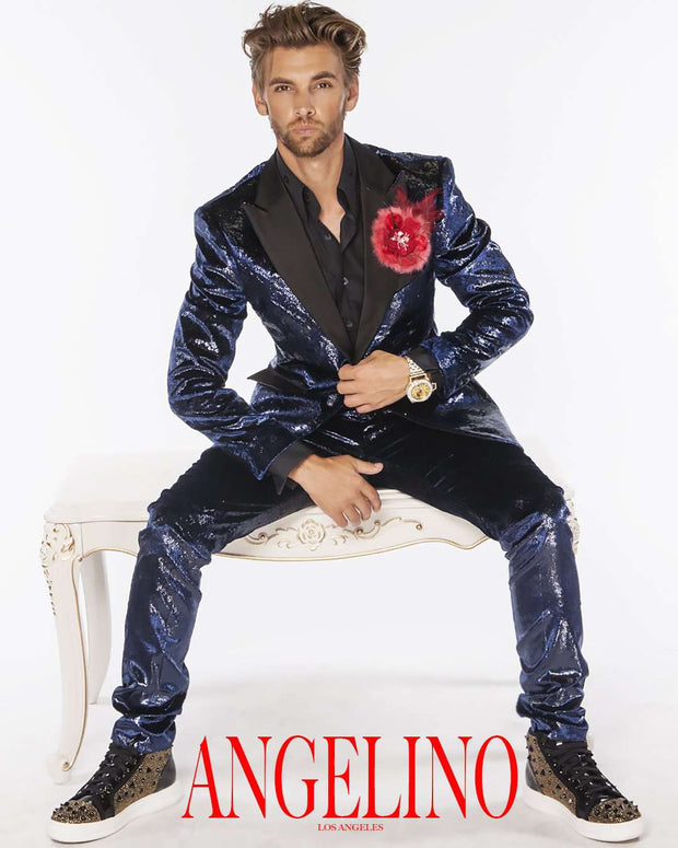 Prom Suits, Tap Navy - Prom - suits - 2020 - ANGELINO