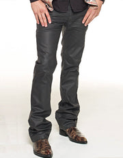 Men's Wax Coated Denim/Jeans - Tino