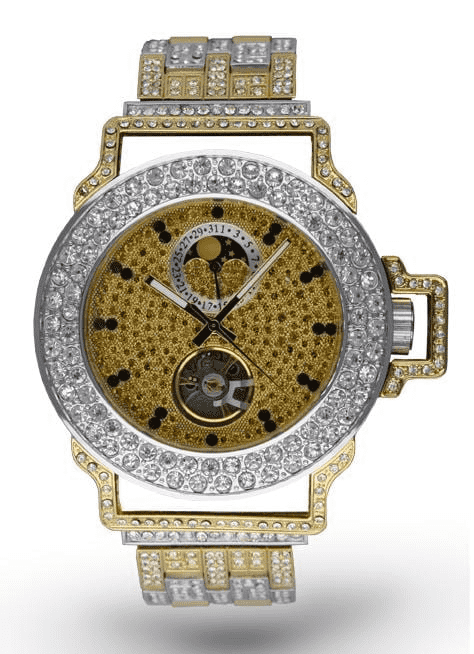 Men's Fashion Watch Milky Way Gold - Fashion - 2020 - Styles - ANGELINO
