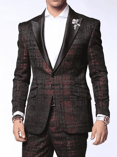 Men's fashion suit- Fabio Rust - ANGELINO