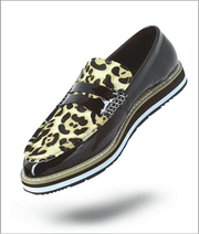 Men's animal print Fashion Shoes Al Tiger - ANGELINO