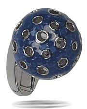 Men's Fashion Angelino Cufflink #15 Blue - ANGELINO