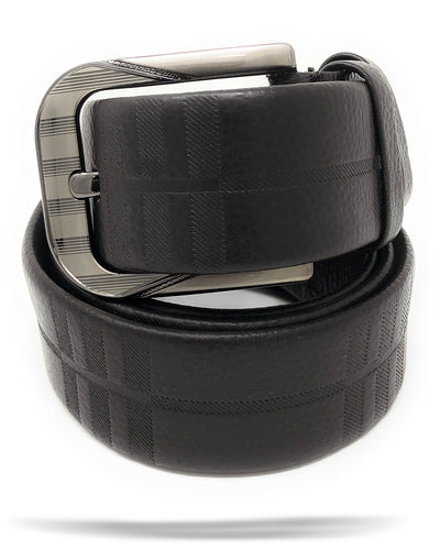 Men's Leather Genuine Leather Belt