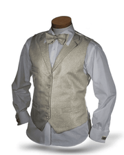 Men's Fashion Vest Set, Bello - Prom - Wedding - Homecoming