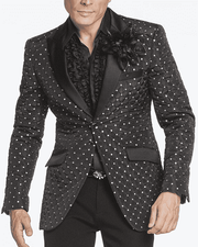 Sport Jacket - Adam - fashion - Blazer - Men - ANGELINO