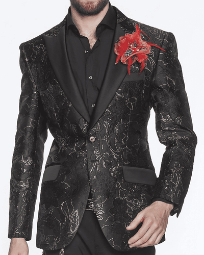 Black Blazer, London Black - Prom  - Fashion - 2021