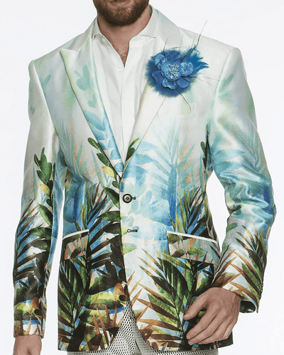 Favorite Fashion Blazer-Botanic