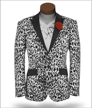 Show Stopping Angelino Sport Coat Tiger