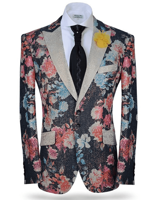 Fashion Men's Blazer and Sport Coat-Fall2 - ANGELINO