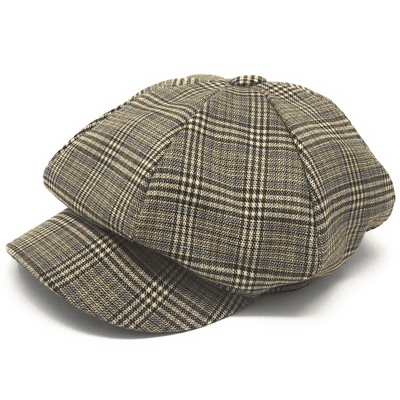 Men's New Fashion Hat Glen Brown - ANGELINO