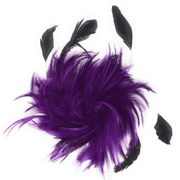 Men's Fashion Lapel Flower- Flower7 Purple - ANGELINO