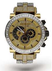 Men's Fashion Watch Galaxy Gold - Styles - Fashion - Accessories - ANGELINO