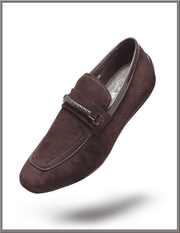 Men's Fashion Loafer Shoes Rob Brown - ANGELINO