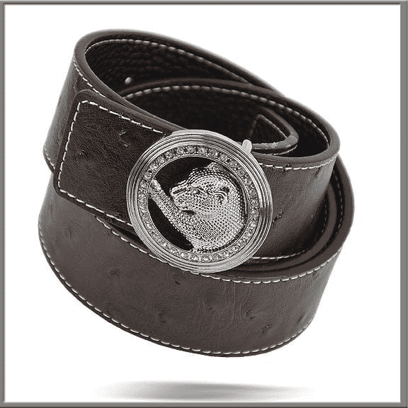 Angelino Belts - #300 Brown
