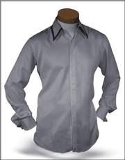 Silk Shirts, SJ White - ANGELINO